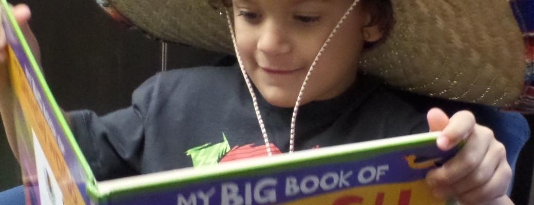 Alden Montessori Children's Library