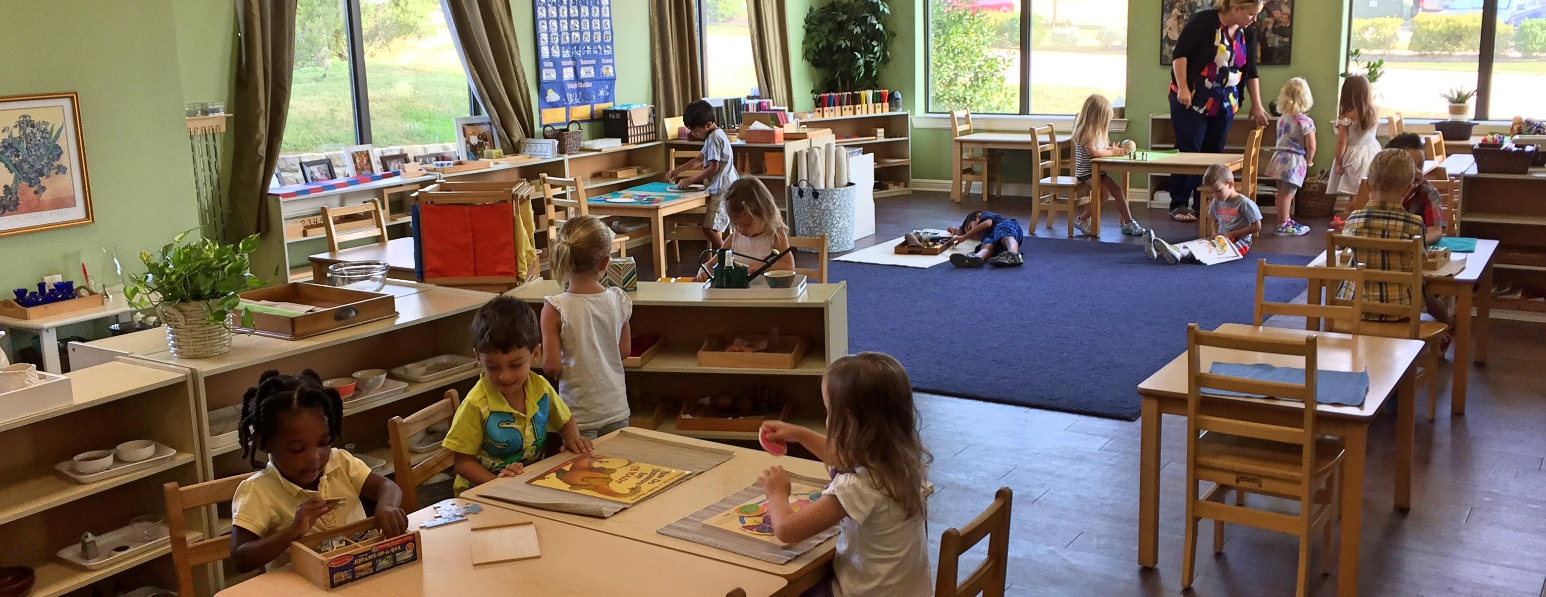 Alden Montessori Classrooms